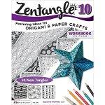 【预订】Zentangle 10: Featuring Ideas for Origami & Paper Craft