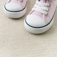 davebella戴维贝拉2022春季新款女童帆布鞋宝宝高帮板鞋DB10956