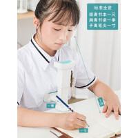 真学坐姿矫正器小学生视力保护器预防近视写字架幼儿童写字姿势矫正支架提醒器纠正坐姿防低头防驼背护眼架