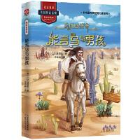 能言马与男孩/纳尼亚传奇,C.S.路易斯 著 芥菜种 译,天津人民出版社