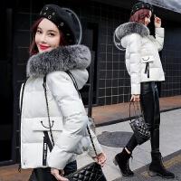 女士羽绒女短款冬季棉衣服小棉袄2018新款冬韩版时尚棉衣外套