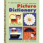 Little Golden Picture Dictionary (Little Golden Book) 图片词典(金色童书) ISBN 9780307960351