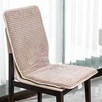 ��嵫�靠坐�|靠背�k公室椅子插�式�l�崤�身�|���|冬季保暖q