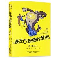 装在口袋里的爸爸 基因超人 杨鹏著儿童文学成长校园小说8-9-10岁幽默故事读物 小学生三四五年级课外书 正版书籍