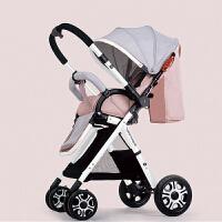 高景观婴儿推车可坐可躺超轻便携式简易折叠小孩儿童宝宝手推伞车