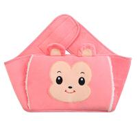 热水袋充电式护腰带暖水袋��宝宝女暖腰暖手宝毛绒