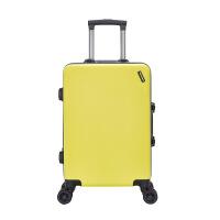拉杆箱PC万向轮铝框旅行箱20寸登机箱24寸托运箱行李箱男女可商务