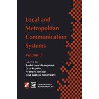 【预订】Local and Metropolitan Communication Systems: Proceedin