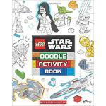 【预订】Doodle Activity Book (Lego Star Wars) 9781338112290