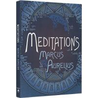 英文原版小说 Meditations 沉思录 世界经典文学名著小说 Knickerbocker 尼克博克经典名著小说