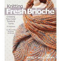 【预订】Knitting Fresh Brioche: Creating Two-Color Twists & Tur