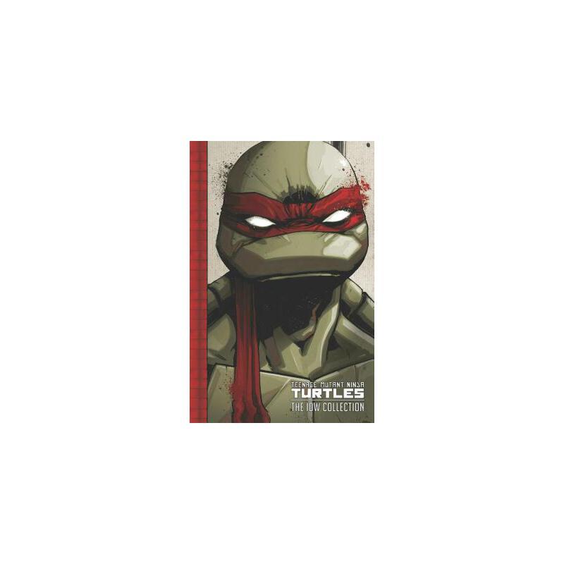 【预订】Teenage Mutant Ninja Turtles: The IDW Collection Volume 1 预订商品,需要1-3个月发货,非质量问题不接受退换货。
