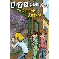 The Absent Author (A to Z 1) 神秘事件1:失踪的小说家 ISBN 978067988168