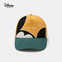 【4折�A估�r:27.7元】迪士尼男童���獍羟蛎�2020新款�和������r尚帽子