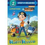 【预订】Meet Rusty Rivets! (Rusty Rivets) 9781524716868