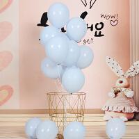 气球婚庆用品结婚浪漫装饰场景布置生日派对糖果色ins气球