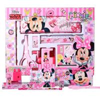 迪士尼(Disney)DM6049-5B 小学生文具礼盒儿童学习用品7件套