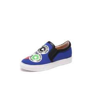 红蜻蜓旗下品牌COOLALA女鞋秋冬休闲鞋板鞋女鞋子HGB7012