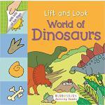 【预订】Lift and Look: World of Dinosaurs 9781619638273