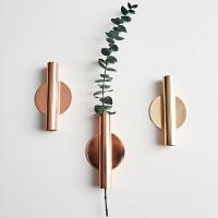 北欧风格墙上墙壁家居客厅卧室装饰品挂件创意个性仿真植物壁挂