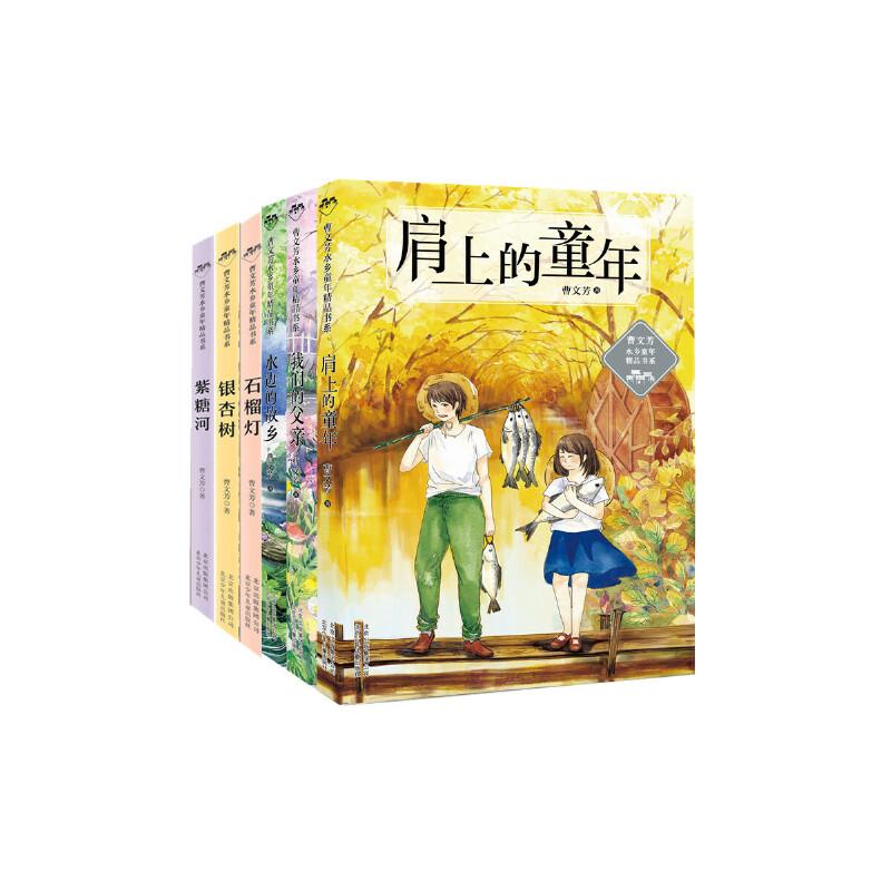 曹文芳水乡童年精品书系(套装6本) 解读曹文轩小说的神奇钥匙