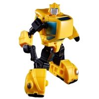 大黄蜂甲壳虫 变形玩具 仿NA H1 G1 甲壳虫 口袋 小比例 盒装