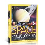 英文原版 National Geographic Space Encyclopedia 精装儿童版太空星球百科 美国国