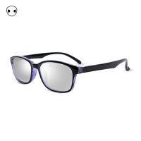 透明框偏光3d眼镜imax立体高清reald电影专用男女