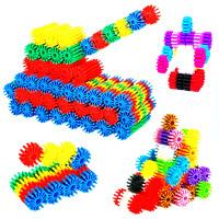 齿轮积木玩具拼装塑料拼插早教宝宝2男女孩3-6周岁儿童力开发