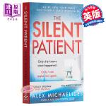 【中商原版】沉默的病人 英文原版 The Silent Patient 纽约时报畅销书 豆瓣高分 惊悚小说 Alex