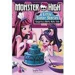 【预订】Monster High: Little Sister Stories: Fangelica's Batty