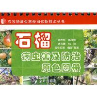 石榴病虫害及防治原色图册 卿贵华 金盾出版社