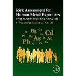 【预订】Risk Assessment for Human Metal Exposures 9780128042274