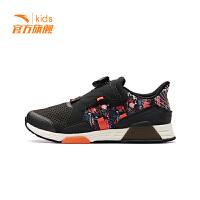 安踏童鞋男童休闲鞋儿童运动鞋中大童休闲跑步鞋31848801