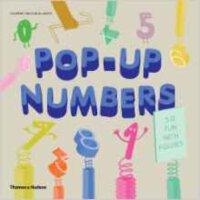 [现货]Pop-up Numbers: 3-D Fun with F