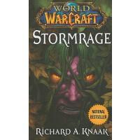 [现货]英文原版 World of Warcraft:Stormrage 魔兽世界 怒风