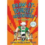 【预订】Draw-It-Yourself Adventures: Spy Mission 9780316464222