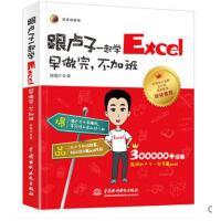 excel教程书籍 跟卢子一起学Excel excel函数与公式应用大全 计算机应用基础电脑办公教程书 Office教