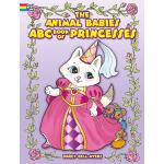 Animal Babies ABC Book of Princesses