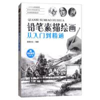 铅笔素描绘画从入门到精通9787113229627中国铁道出版社