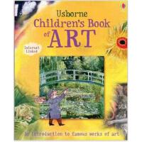 Children's Book of Art英文原版进口儿童艺术书