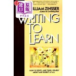 【中商海外直订】Writing to Learn Rc