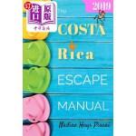 【中商海外直订】The Costa Rica Escape Manual 2019