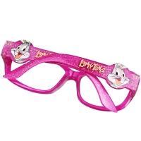 婴幼宝宝儿童眼镜框女潮无镜片公主镜框婴儿小孩装饰玩具眼镜