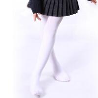 儿童连裤袜子天鹅绒丝袜舞蹈裤 春夏女童打底裤防钩丝舞蹈袜
