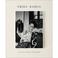 【现货】Frida Kahlo: The Gisèle Freund Photographs 弗里达卡洛的摄影集 艺术