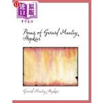 【中商海外直订】Poems of Gerard Manley Hopkins