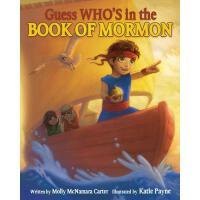 【预订】Guess Who's in the Book of Mormon?