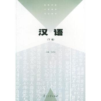 汉语(下编)——高等学校小说教育专业教材