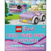 乐高好朋友系列:创建自己的冒险游戏 英文原版LEGO? Friends Build Your Own Adventure